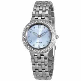 Citizen FE2080-56L Silhouette Ladies Quartz Watch