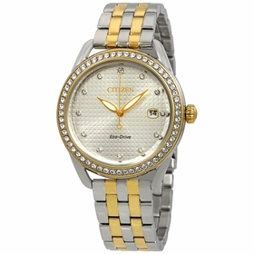 Citizen FE6114-54A LTR Ladies Eco-Drive Watch