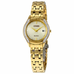 Citizen GA1062-51P  Ladies Eco-Drive Watch