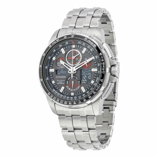 Citizen JY8050-51E Skyhawk A-T Mens Chronograph Eco-Drive Watch