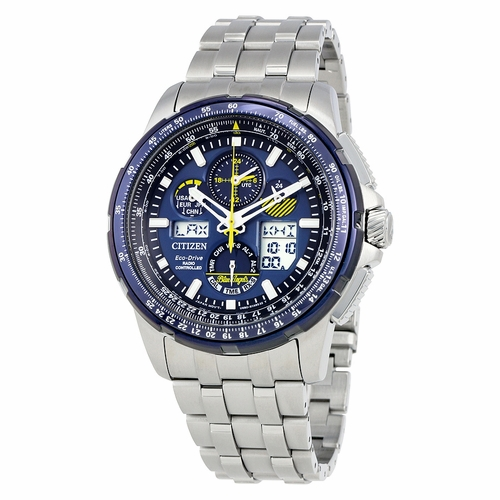 Citizen JY8058-50L Chronograph Eco-Drive Watch