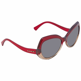 Coach HC8177 548487 59  Ladies  Sunglasses
