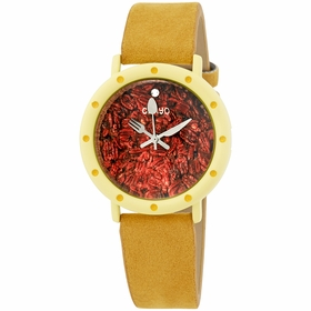 Crayo CR2105 Slice of Time Ladies Quartz Watch