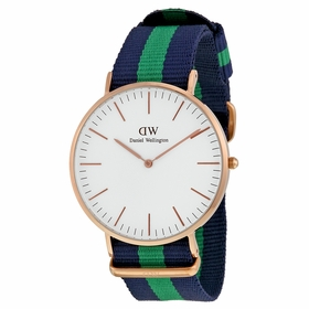Daniel Wellington 0105DW Classic Warwick Mens Quartz Watch