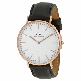 Daniel Wellington 0107DW Classic Sheffield Mens Quartz Watch