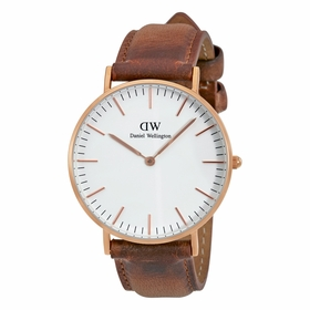 Daniel Wellington DW00100111 Dapper Durham Ladies Quartz Watch