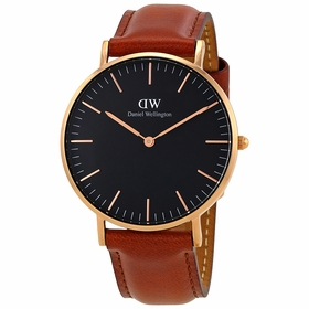 Daniel Wellington DW00100136 Classic St. Mawes Unisex Quartz Watch