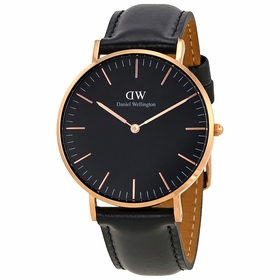 Daniel Wellington DW00100139 Classic Sheffield Unisex Quartz Watch