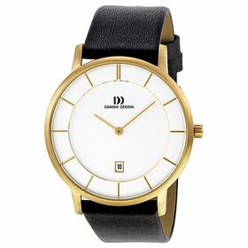 Danish Design IQ15Q789 Steel Mens Quartz Watch