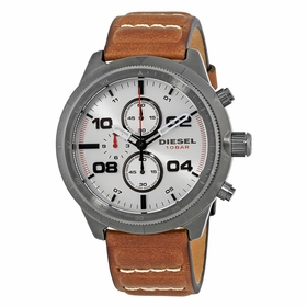Diesel DZ4438 Padlock Mens Chronograph Quartz Watch