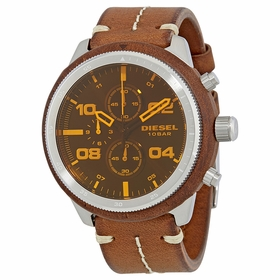 Diesel DZ4440 Padlock Mens Chronograph Quartz Watch