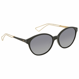 Dior CD CONFIDENT1 QFE 54  Ladies  Sunglasses