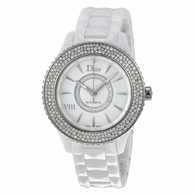 Dior CD1245E5C001 Dior VIII Ladies Automatic Watch