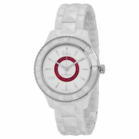 Dior CD1245E8C001 Dior VIII Ladies Automatic Watch
