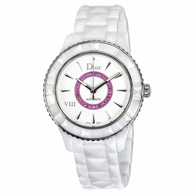 Dior CD1245EFC001 Dior VIII Ladies Automatic Watch