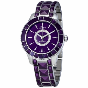 Dior CD144512M001 Christal Ladies Automatic Watch
