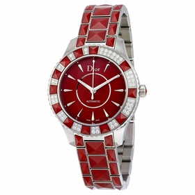 Dior CD144514M001 Christal Ladies Automatic Watch