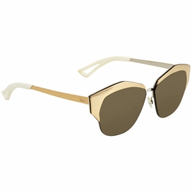 Dior DIOR MIRRORED/S 0I20  Ladies  Sunglasses