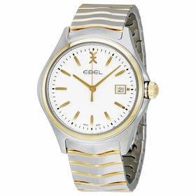 Ebel 1216203 Wave Mens Quartz Watch