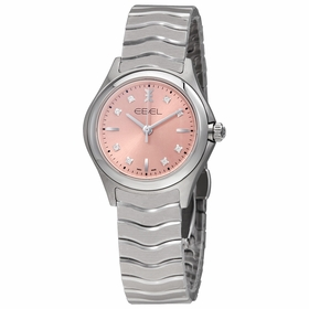 Ebel 1216217 Wave Ladies Quartz Watch