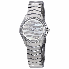 Ebel 1216270 Wave Ladies Quartz Watch