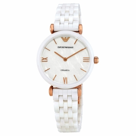 Emporio Armani AR1486 Ceramica Ladies Quartz Watch