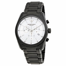 Emporio Armani AR1492 Ceramica Mens Chronograph Quartz Watch