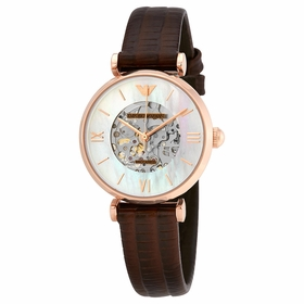 Emporio Armani AR1993 Retro Ladies Hand Wind Watch