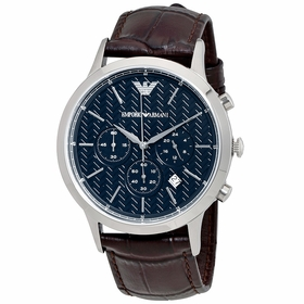 Emporio Armani AR2494 Dress Mens Chronograph Quartz Watch
