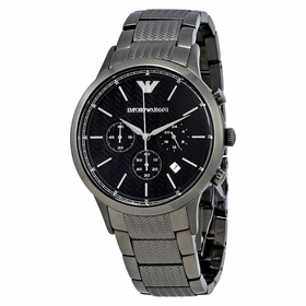 Emporio Armani AR2505 Renato Mens Chronograph Quartz Watch