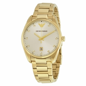 Emporio Armani AR6064 Classic Ladies Quartz Watch