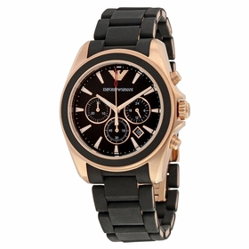 Emporio Armani AR6066 Sportivo Mens Chronograph Quartz Watch