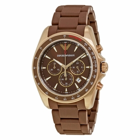 Emporio Armani AR6099 Sigma Mens Chronograph Quartz Watch