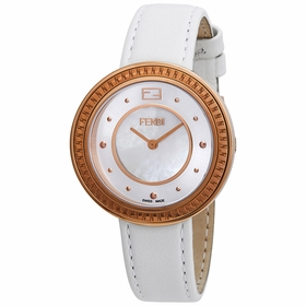 Fendi F370534541 My Way Ladies Quartz Watch