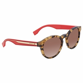 Fendi FF 0085/S HK350D8  Ladies  Sunglasses