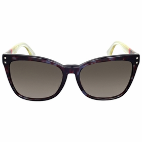 Fendi FF 0098/F/S E8M\HA Pequin Ladies  Sunglasses