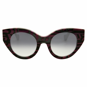 Fendi FF 0105/S GFB\LF Fanny Ladies  Sunglasses