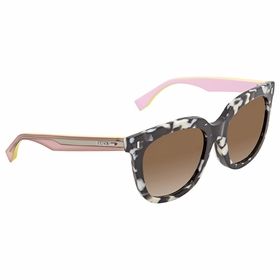 Fendi FF 0185/F/S 0UDL 54 FF0185F Ladies  Sunglasses