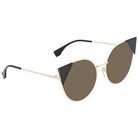 Fendi FF 0190/S 0002M Lei Ladies  Sunglasses