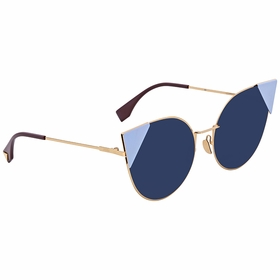 Fendi FF 0190/S 000A9 Lei Ladies  Sunglasses