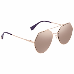Fendi FF 0194/S DDB55AP Eyeline Ladies  Sunglasses