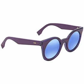 Fendi FF 0196/S KEO48P6  Ladies  Sunglasses