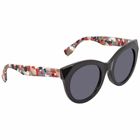 Fendi FF 0203/F/S 738HD Chromia Ladies  Sunglasses