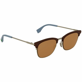 Fendi FF 0228/S 4ES/70 50 Qbic Mens  Sunglasses