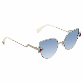 Fendi FF 0242/S SCB/NE 52 Rainbow   Sunglasses