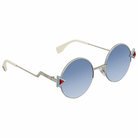 Fendi FF 0243/S SCB/NE 51 Rainbow Ladies  Sunglasses