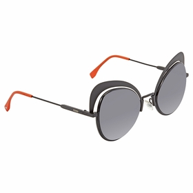 Fendi FF 0247/S 807/9O 54 Eyeshine Ladies  Sunglasses
