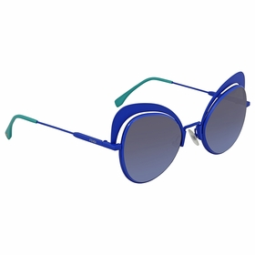 Fendi FF 0247/S PJP/GB 54 Eyeshine Ladies  Sunglasses
