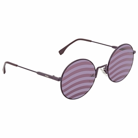 Fendi FF 0248/S B3V/XL 53 Waves Ladies  Sunglasses