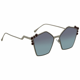Fendi FF 0261/S 6LB/JF 57 Can Eye   Sunglasses